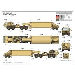 G-Force RC - Vis à tête conique, M5X30, Nylon (5pcs)