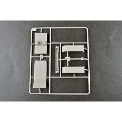 "G-Force RC - Ecrou hexagonal autobloquant M2 ""Violet"", Aluminium (10pcs)"
