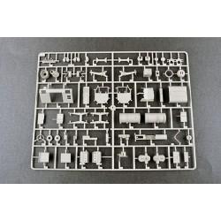"""G-Force RC - Ecrou hexagonal autobloquant M3 """"Or"""", Aluminium (10pcs)"""