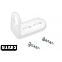 DUB994 Pièce d'avion - Support de valve de remplissage de carburant (1 pce)