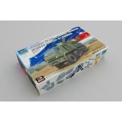 "G-Force RC - Ecrou hexagonal autobloquant M3 ""Blue"", Aluminium (10pcs)"