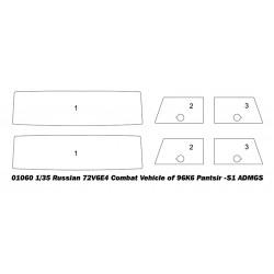 """G-Force RC - Ecrou hexagonal autobloquant M4 """"Vert"""", Aluminium (10pcs)"""
