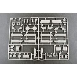 """G-Force RC - Ecrou hexagonal autobloquant M5 """"Or"""", Aluminium (10pcs)"""