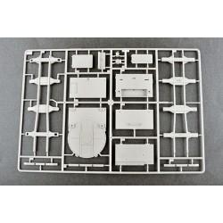 """G-Force RC - Ecrou hexagonal autobloquant M5 """"Vert"""", Aluminium (10pcs)"""