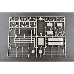 "G-Force RC - Ecrou hexagonal autobloquant M5 ""Violet"", Aluminium (10pcs)"