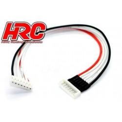 HRC9165EE3 Prolongateur de câble Balancer - 6S JST EH(M)-EH(F) – 300mm