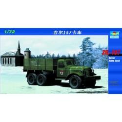 TRU01101 TRUMPETER ZIL157 Army Truck 1/72