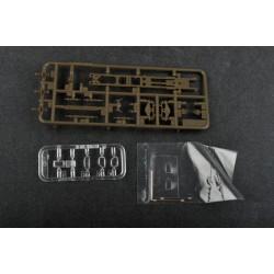 GF-0406-010 G-Force RC - Rondelle en aluminium - pour vis à tête creuse M2 - OD : 6mm – Or - 10 pcs