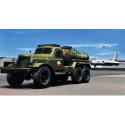 TRU01102 TRUMPETER ZIL157 Fuel Truck 1/72