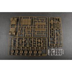 GF-0406-020 G-Force RC - Rondelle en aluminium - pour vis à tête creuse M2,5 - OD : 7mm - Or - 10 pièces