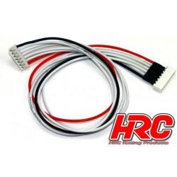 HRC9165EX3 Prolongateur de câble Balancer - 6S JST EH(M)-XH(F) – 300mm
