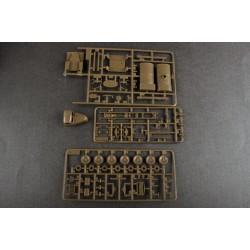 GF-0406-030 G-Force RC - Rondelle en aluminium - pour vis à tête creuse M3 - OD : 8mm - Or - 10 pièces