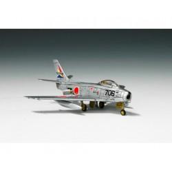 GF-0410-005 G-Force RC - Clips pour le corps 45 ° Bent - Petit – Noir - 10 pcs