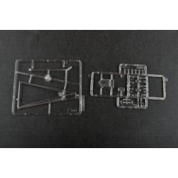 G-Force RC - Barre de connection en or éléments seul 22mm (10pcs)