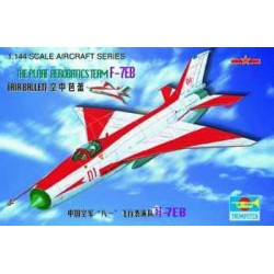 TRU01326 TRUMPETER Chinese F-7EB 1/144