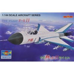 TRU01328 TRUMPETER Chinese F-8 1/144