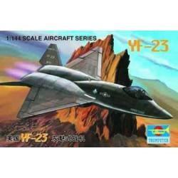 TRU01332 TRUMPETER U.S. YF-23 1/144