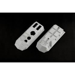 G-Force RC - Chappe en aluminium avec clips de sécurité M4 (2pcs)