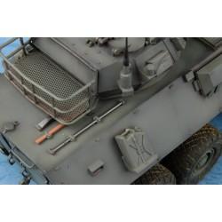 """G-Force RC - Adaptateur d'hélice """"fixation par vis BTR"""" M6 pour axe Ø2,3mm (1pc)"""