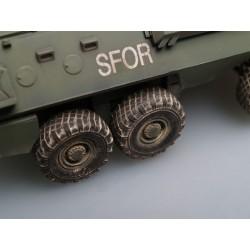 G-Force RC - Bras de commande 16mm Ø4mm (1pc)
