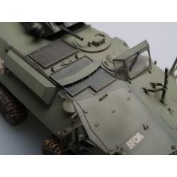 """G-Force RC - Bras de commande """"simple"""" 33mm ø4mm (1pc)"""