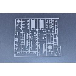 GF-4006-002 G-Force RC - Adaptateur de couplage Flex 12 - Diagramme d'arbre 3mm - 1 pièce