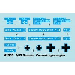 HRC1212CA Roulements à billes - métrique - 5x 8x2.5mm - TSW Pro Racing - céramique (2 pces)