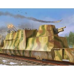 TRU01511 TRUMPETER Kanonen und Flakwagen1/35