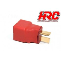 HRC9184D Adaptateur - pour 2 Appareils en Parallèle - Version Compacte - Prise Ultra T