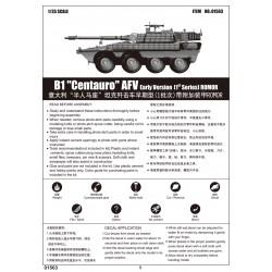 HB114739 Tringlerie de frein (kit)
