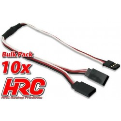 HRC9239B Câble - Y - UNI (FUT & JR) type - BULK 10 pces