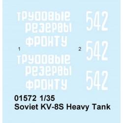 TB122 Kit de pas inverses en titane pour HB RGT8