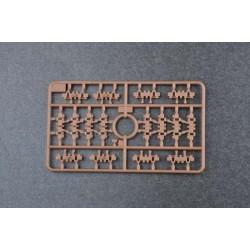 TP071 Kit de vis 3,5mm titane pour cellules HB 815 / 817 (8)