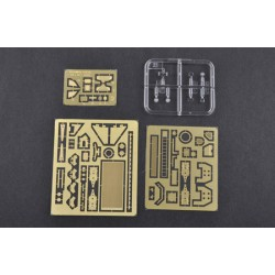 TGSS-XB8 Kit de vis Nitride Gold complet pour X-Ray XB8 (138)