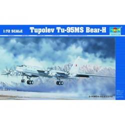 TRU01601 TRUMPETER TU-95MS Bear-H 1/72