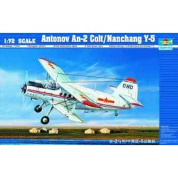 TRU01602 TRUMPETER AN-2 Chinese Y-5 1/72