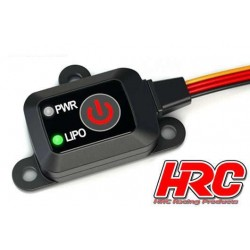 HRC9256 Interrupteur - TSW Pro Racing - On/Off – Electronique