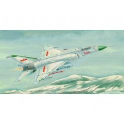 TRU01610 TRUMPETER Shenyang F-8 II Finb.1/72