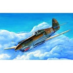 TRU01632 TRUMPETER P40B/C Warhawk 1/72