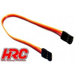 HRC9291 Prolongateur de variateur – Mâle/Mâle - JR type - 20cm Long