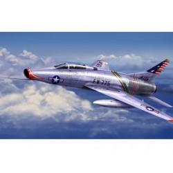 TRU01648 TRUMPETER F-100C Super Sabre 1/72