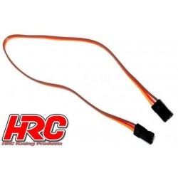 HRC9292 Prolongateur de variateur – Mâle/Mâle - JR type - 30cm Long