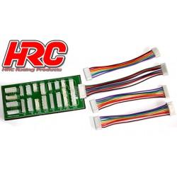 HRC9306 Accessoire de chargeur - Multi Balance Board 4 en 1