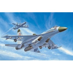 TRU01661 TRUMPETER Russian SU27 Early Type Fighter1/72