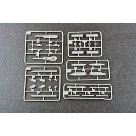 AL8604 Piton laiton poli 7mm (50 u.)