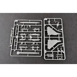 AL8649 Charnière plate 3 x 15 mm (24 u.)