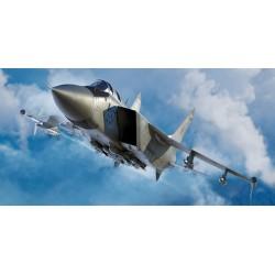 TRU01681 TRUMPETER MiG-31 Foxhound M 1/72
