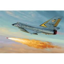 TRU01682 TRUMPETER US F-106A Delta Dart 1/72