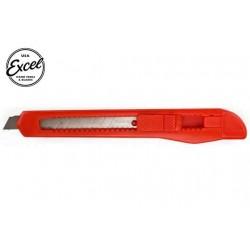 EXL16010 Outil - Cutter utilitaire - K10 - Light Duty - Plastique - Lames 9mm de large
