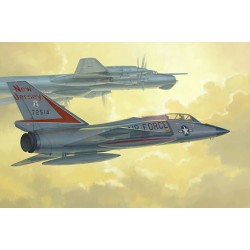 TRU01683 TRUMPETER US F-106B Delta Dart 1/72